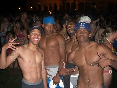 UCLA Undie Run2