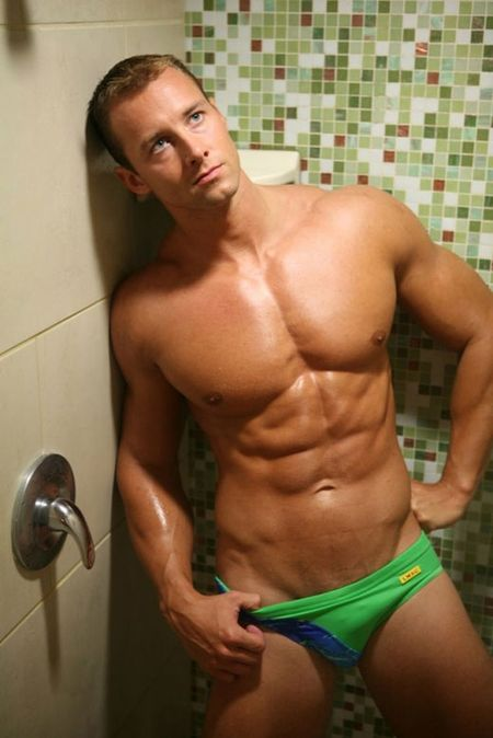Green-speedo