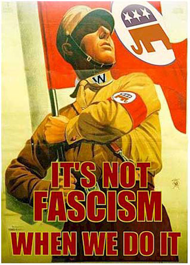 Art-gop-fascism-poster