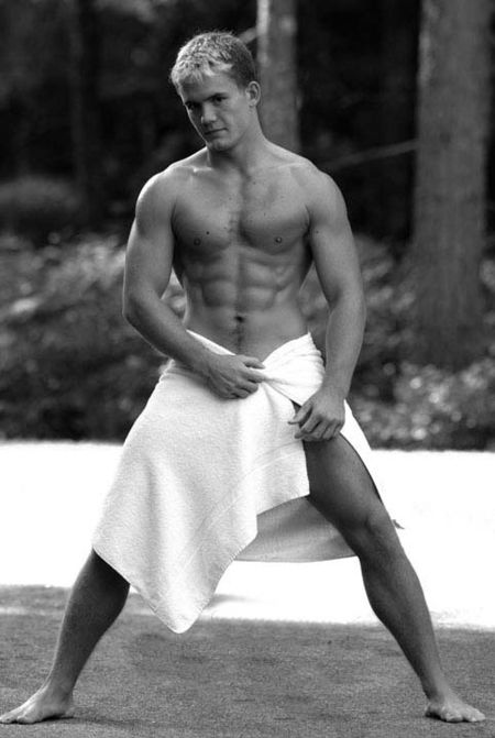 Brandon Hupp - white towel12