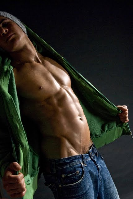 Unknown Hooded Hunk (6)