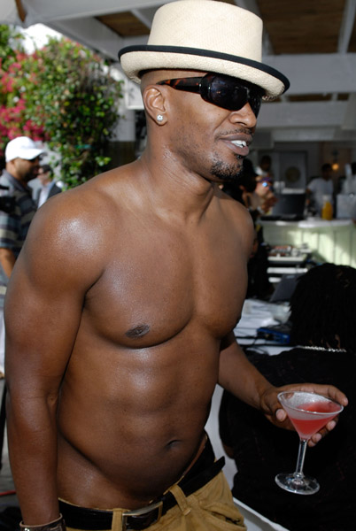 Jamie-foxx-shirtless