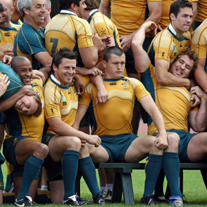 Wallabies-laugh