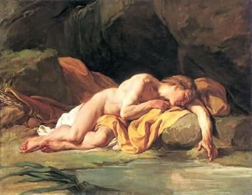 Michael-Nicolas-Bernard-Lepicie-Narcissus