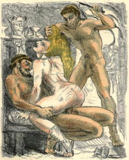 Whippingsexillustration