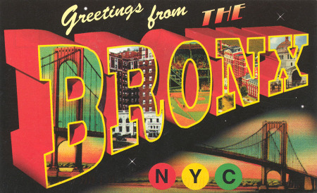 Greetingsbronx