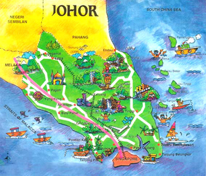 Johormap